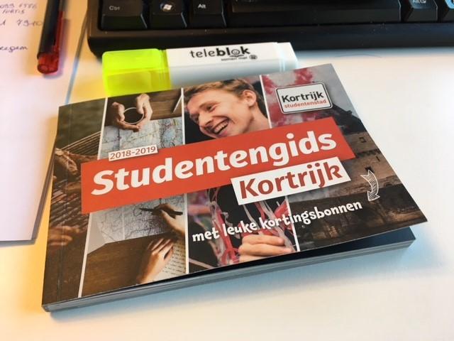 Studentengids Kortrijk