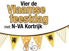 Vier de Vlaamse Feestdag met N-VA Kortrijk