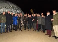 N-VA Kortrijk maakt toppers bekend tijdens nieuwjaarsreceptie