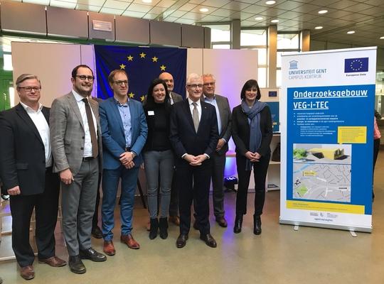 Lancering van VEG-i-TEC in Kortrijk