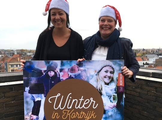 Affiche Winter in Kortrijk 2017