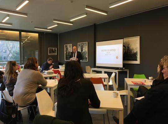 Lancering Meeting in Kortrijk