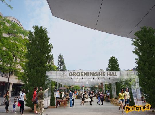 Kortrijk Groeninghehal