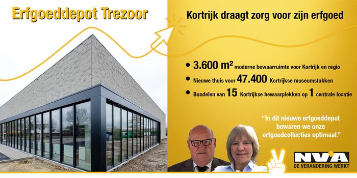 Opening TREZOOR