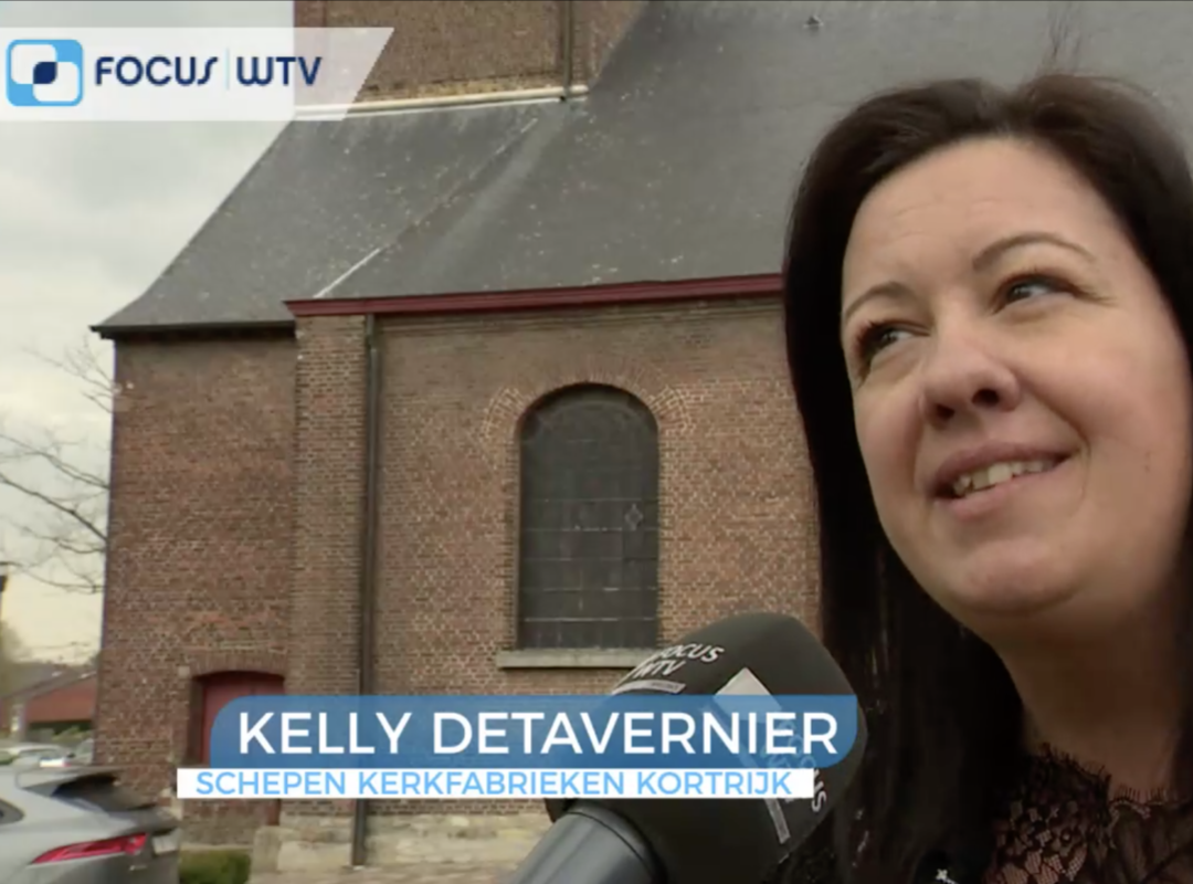 Kelly Detavernier op WTV